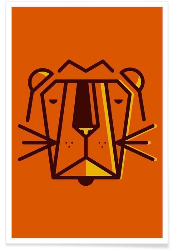 Animal 4 poster