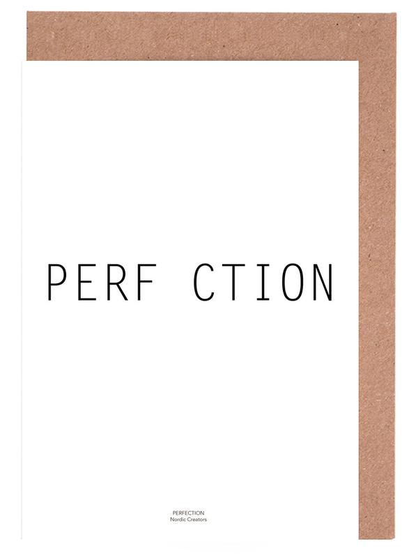 Perfection Greeting Card Set