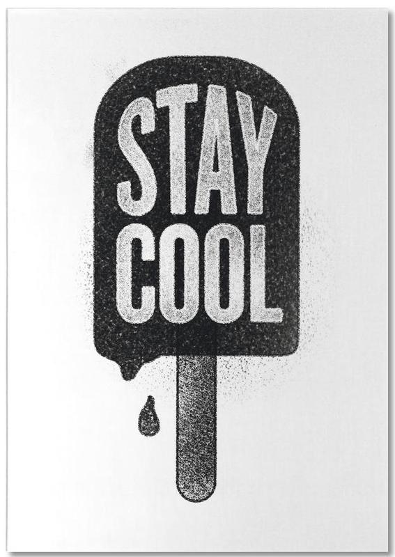Stay Cool bloc-notes