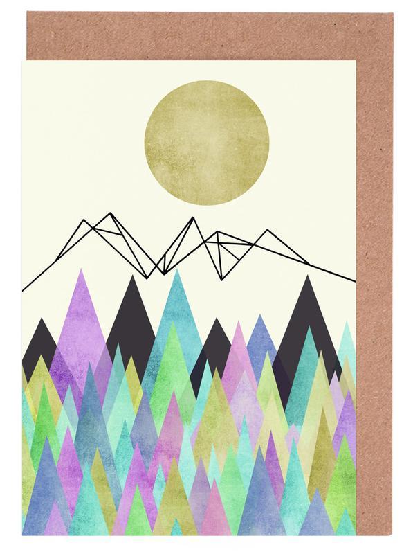 Geo Berge Greeting Card Set