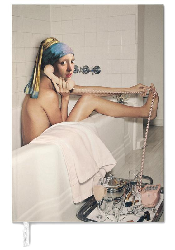 Girl with Pearl Earring Bath time -Terminplaner
