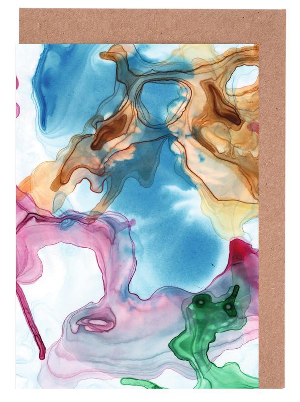 Spring 03 -Grußkarten-Set