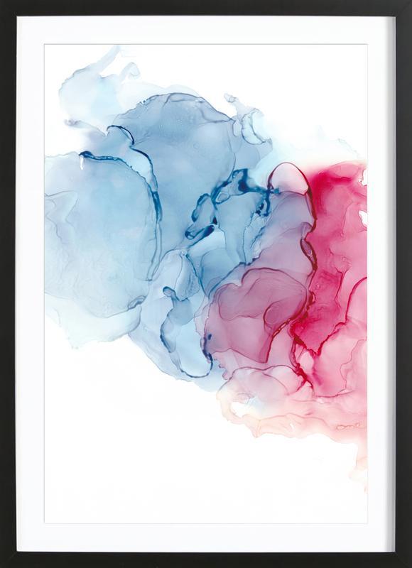 Ink No. 13 Framed Print
