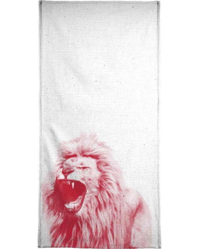 Lion Handtuch | Bad > Handtücher > Handtuch-Sets | Mehrfarbig
