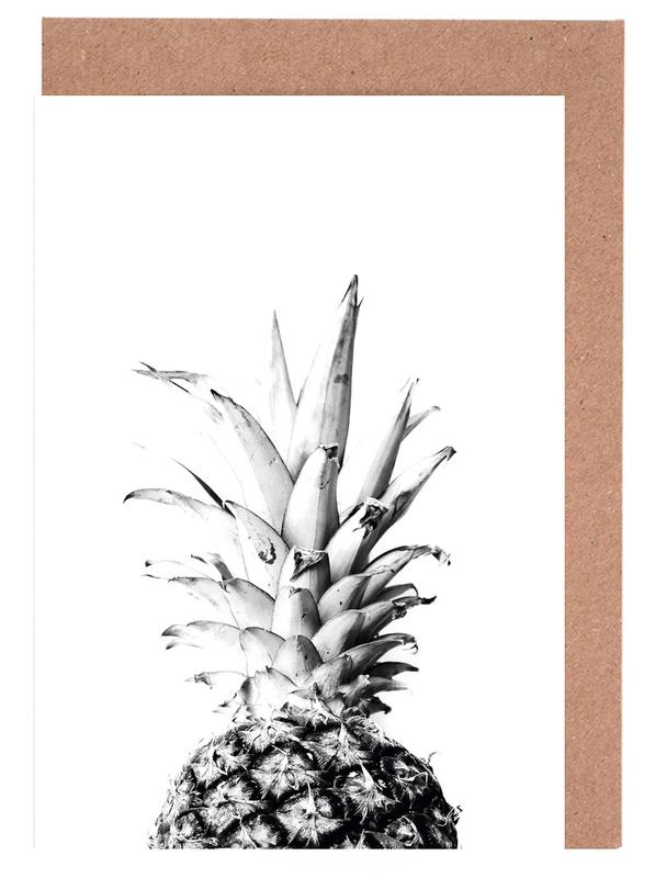 Pineapple 01 Greeting Card Set
