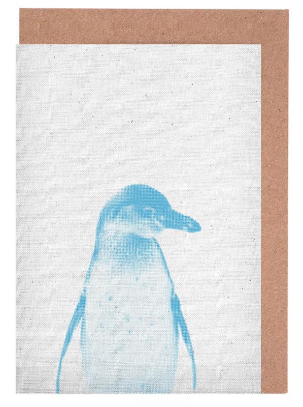Pinguin 01 Grußkartenset