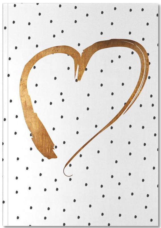 Heart 1 Notebook