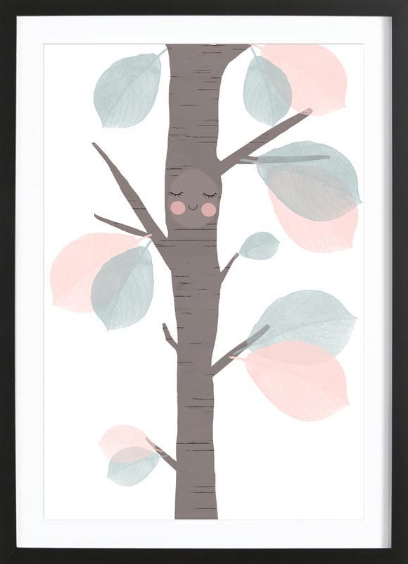 Little Tree Premium Poster gerahmt | Dekoration > Bilder und Rahmen > Poster