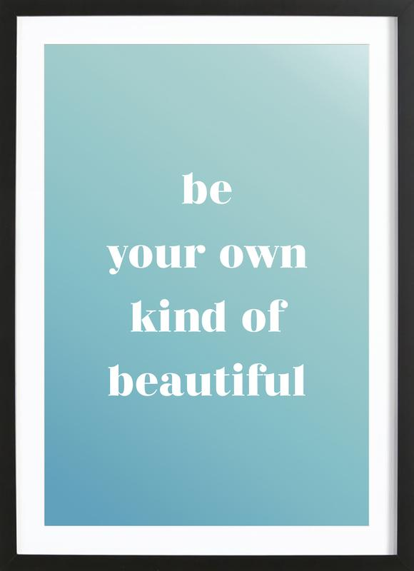 Your Own Kind Framed Print
