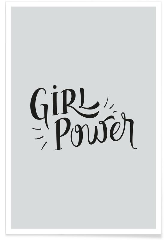 Girl Power poster