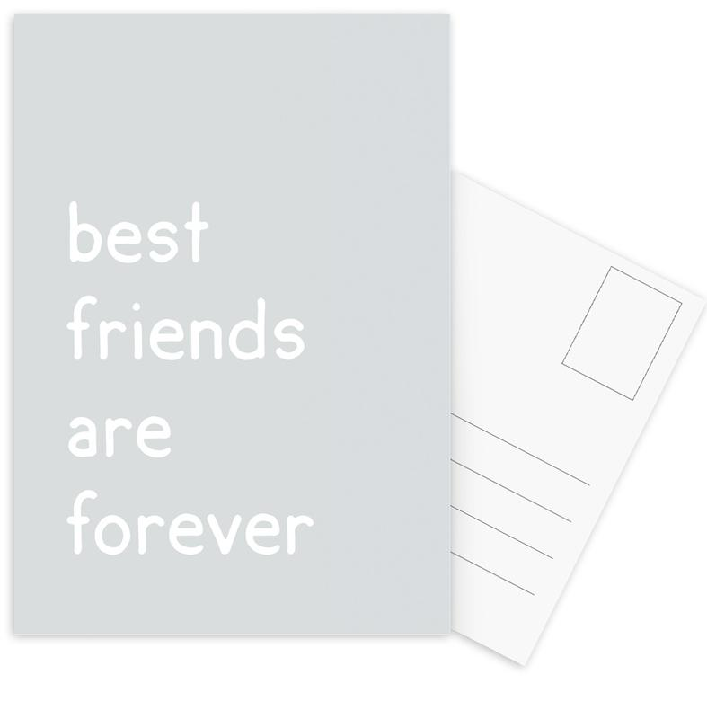 Friendship Postcard Set