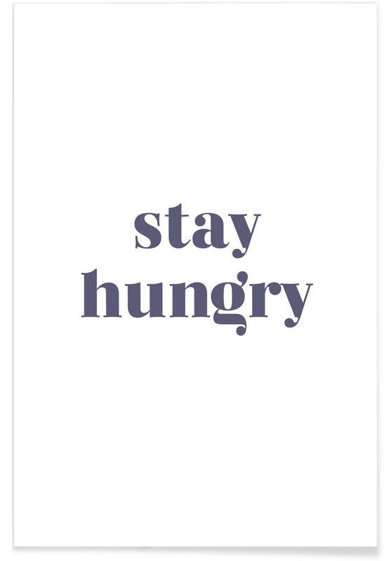 Stay Foolish poster