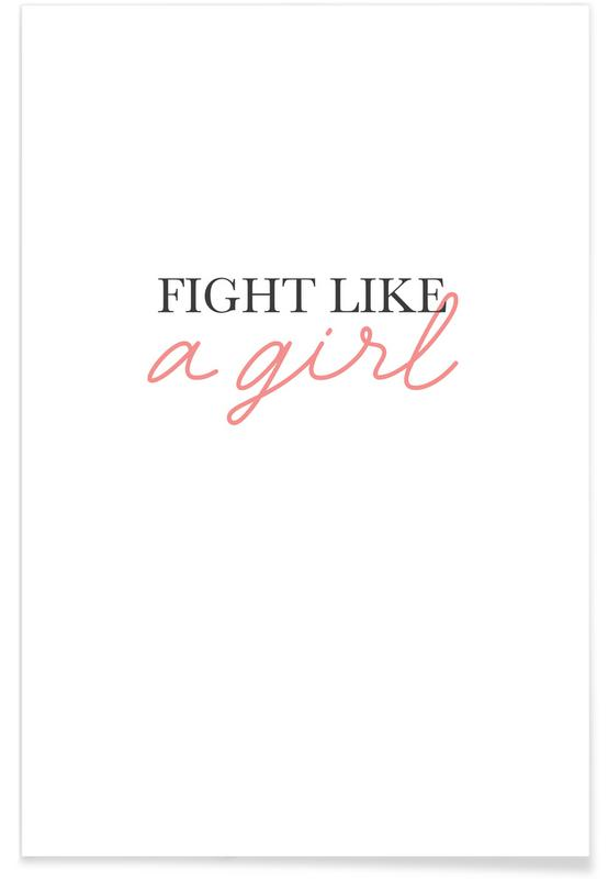 Fight Like A Girl affiche
