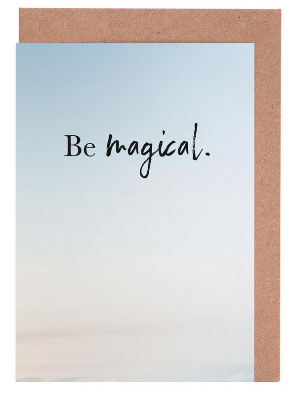 Be Magical Greeting Card Set