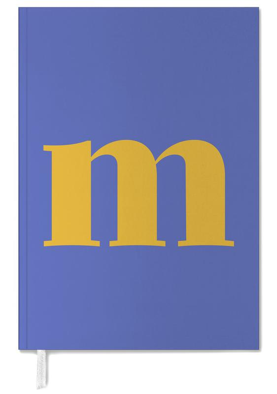 Blue Letter M -Terminplaner