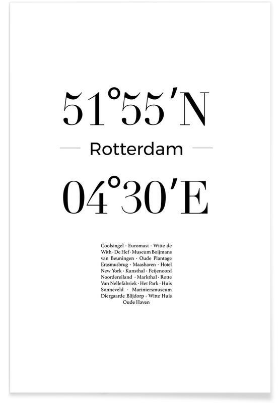 Rotterdam affiche