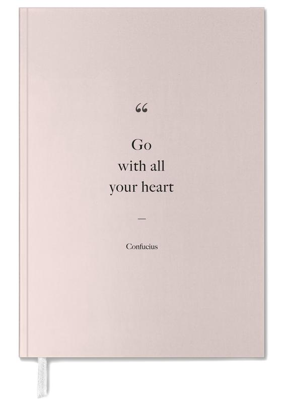 Go with All Your Heart agenda
