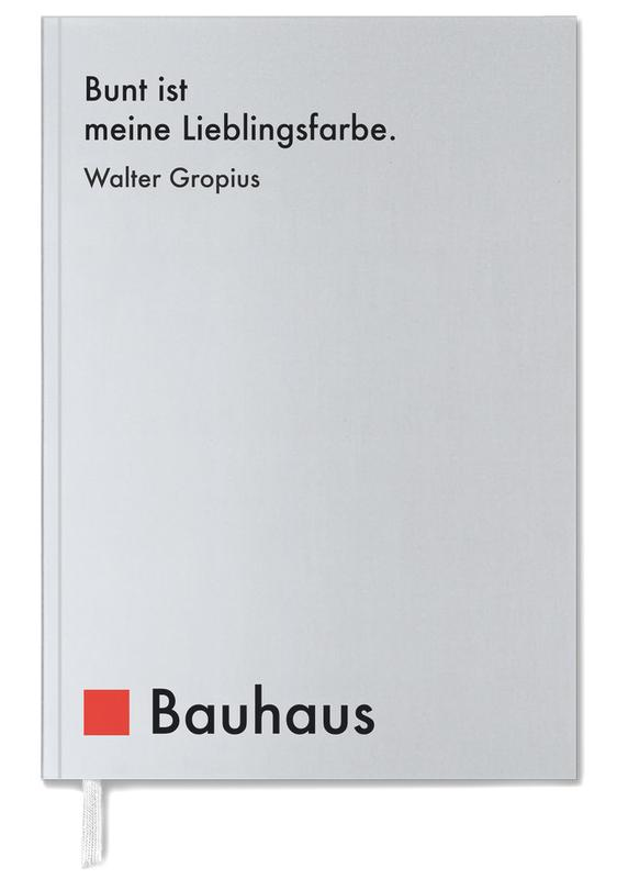 Gropius - Colourfulness Personal Planner