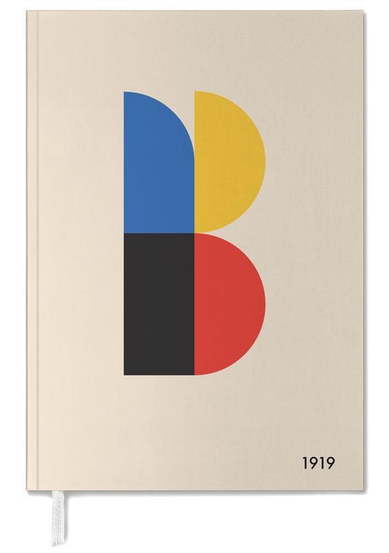 B for Bauhaus Personal Planner