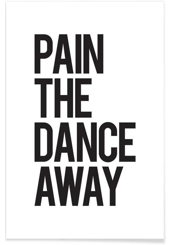 Pain affiche