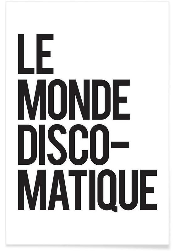 Disco-Matique póster