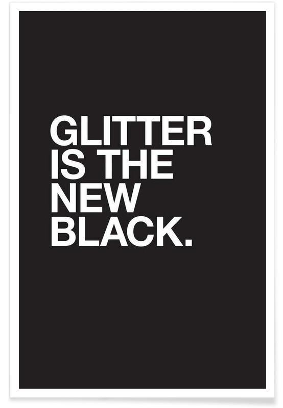Glitter -Poster