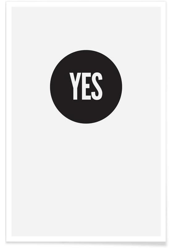Yes! póster