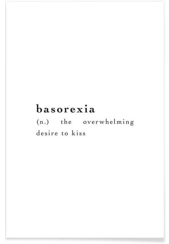 Basorexia poster