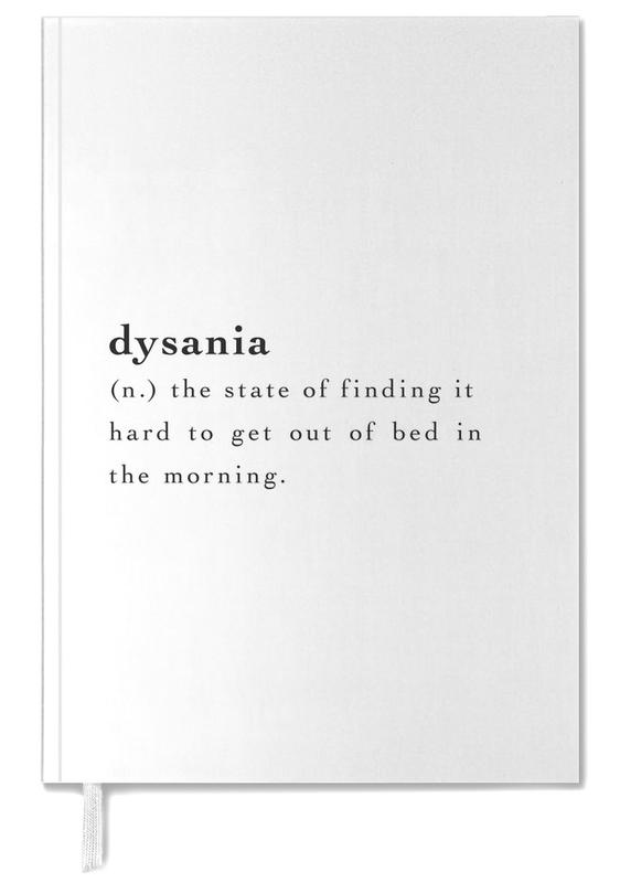 Dysania Personal Planner