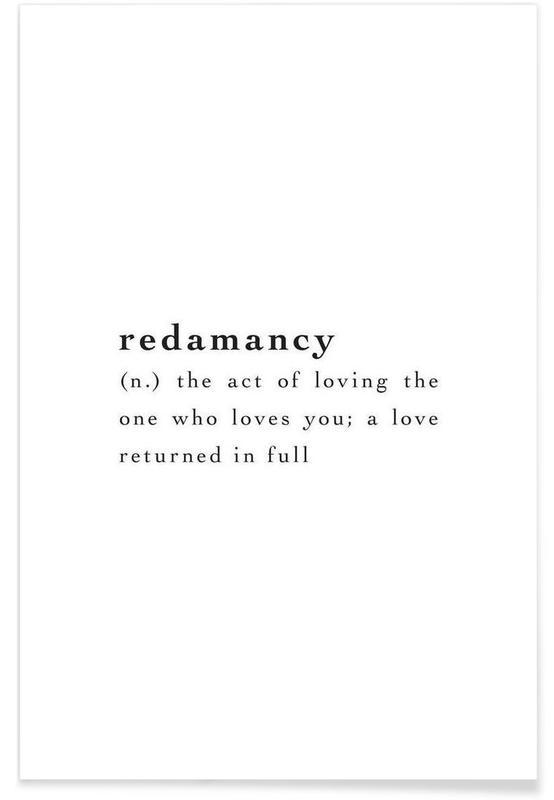 Redamancy Poster