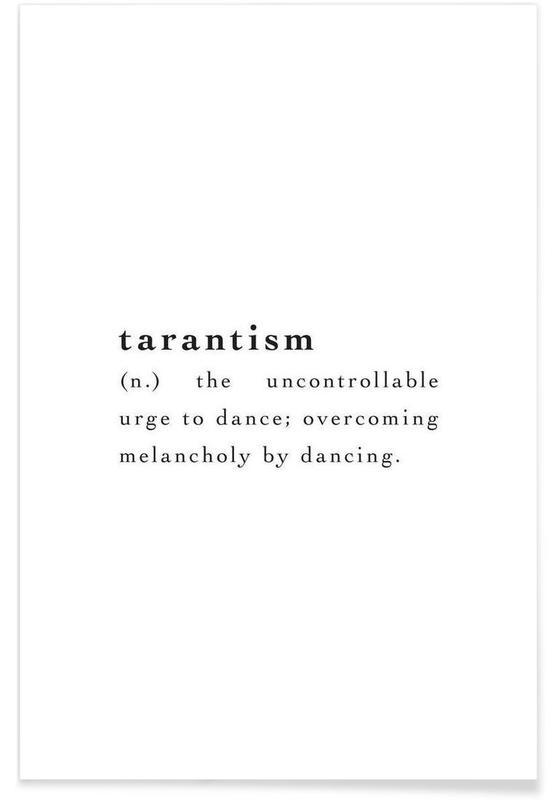 Tarantism Poster
