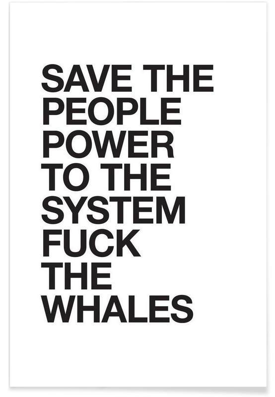 Hippie Advice Poster