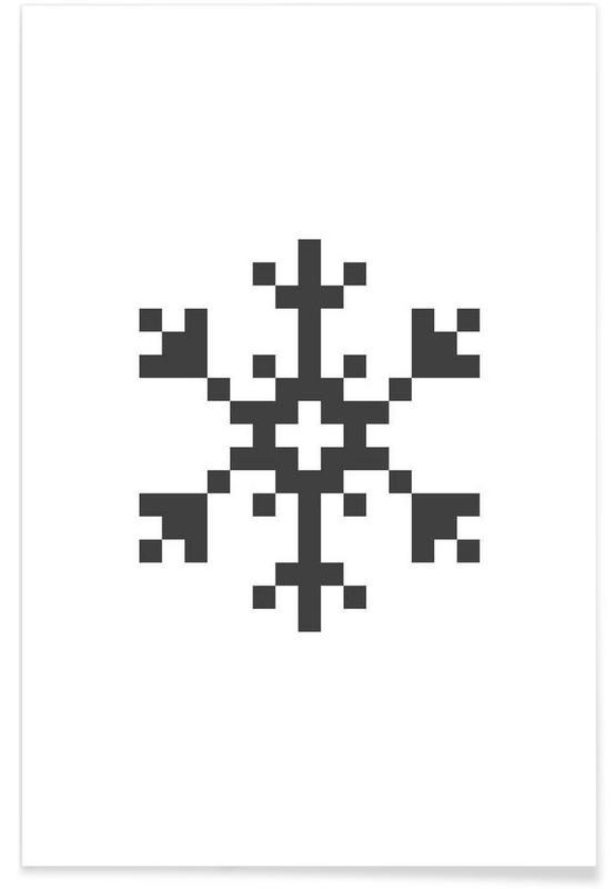 Black Snowflake 2 poster