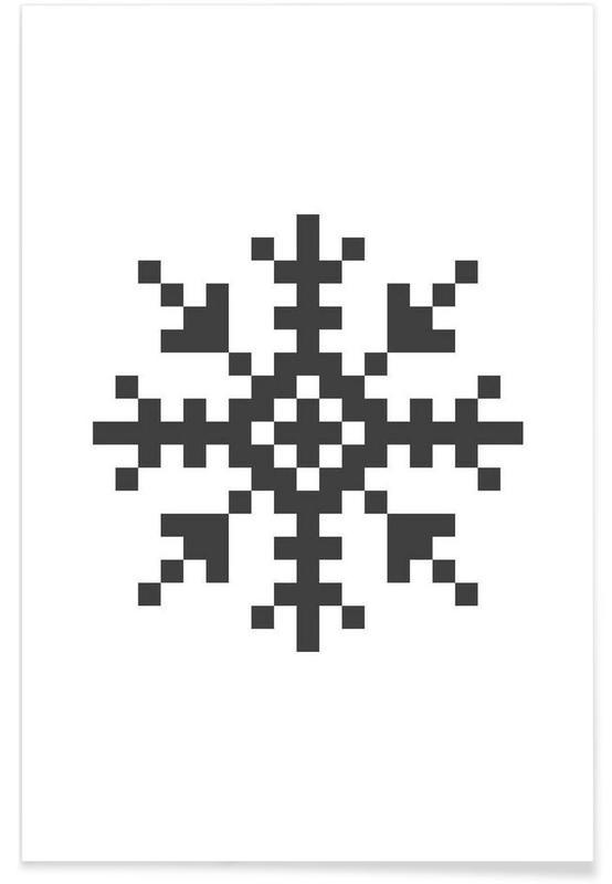 Black Snowflake 3 -Poster