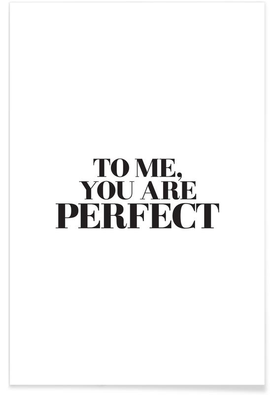 To Me... poster
