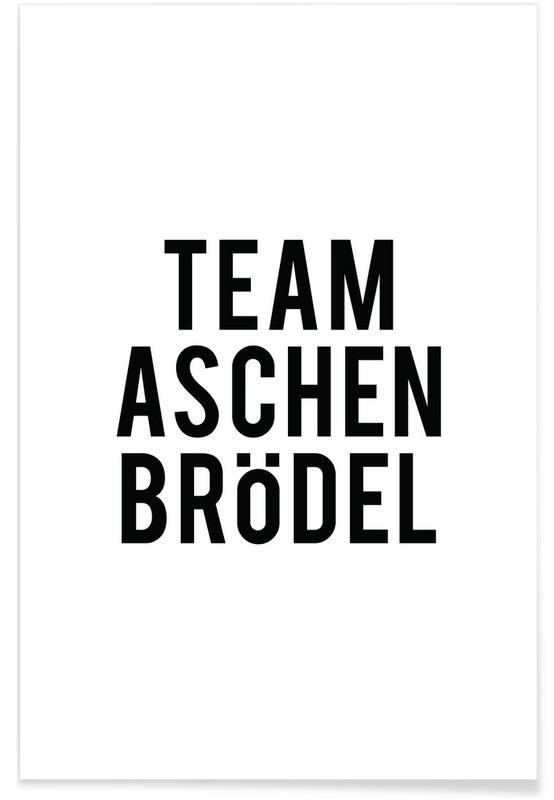 Team Aschenbrödel poster