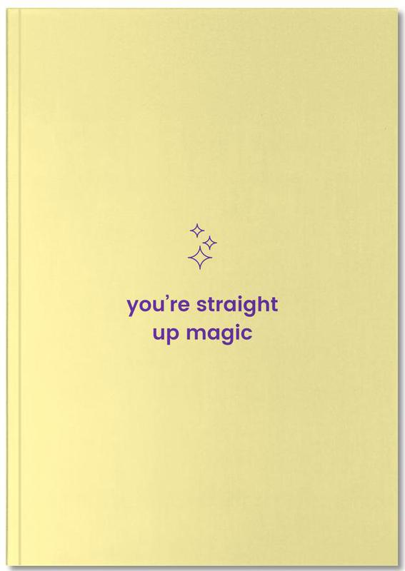 Abracadabra Notebook