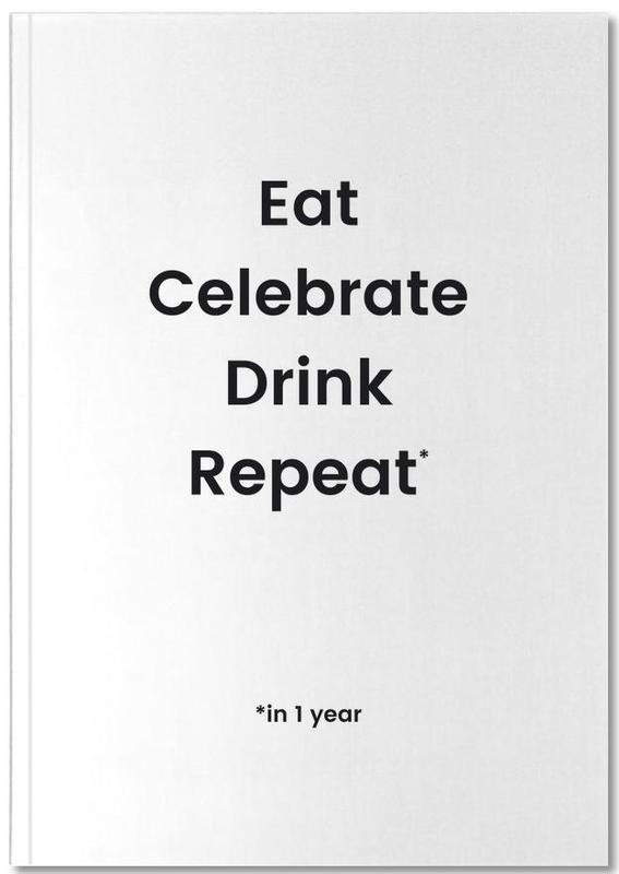 Celebration Rotation Notebook