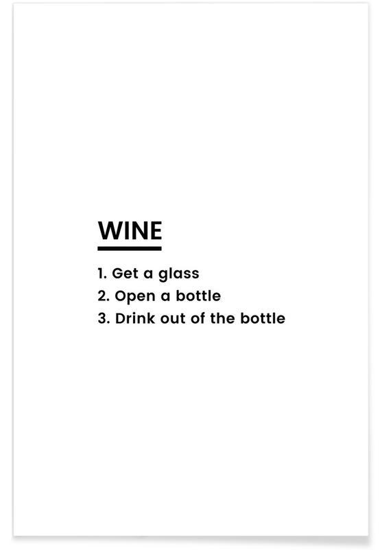 Wine Recipe poster