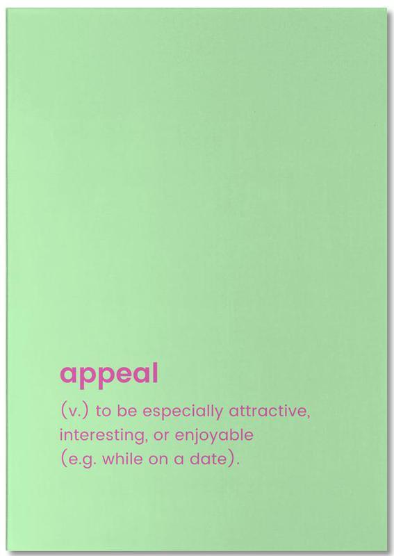 Appeal Notizblock