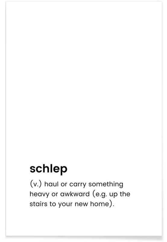 Schlep 2 poster