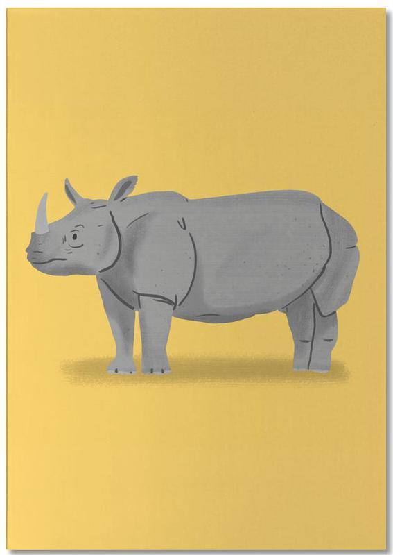 Rhino Notizblock