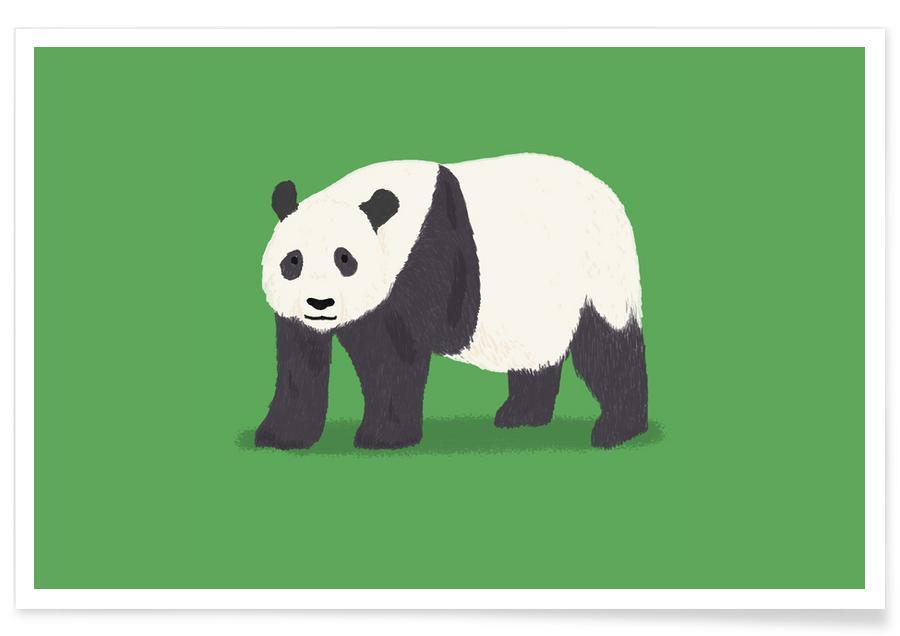 Panda Poster