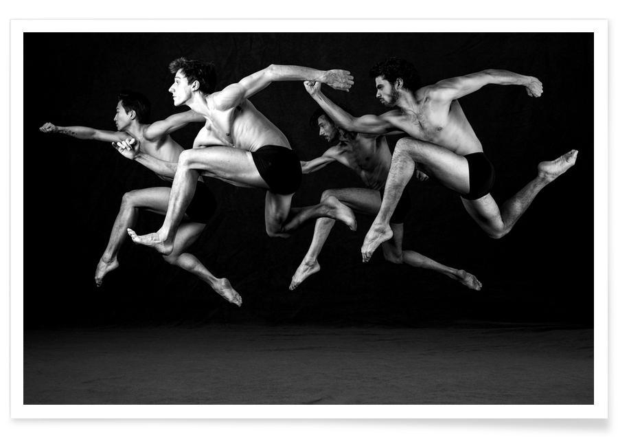 Dance, Dance, Dance 19 -Poster