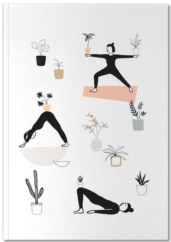 Yoga With Plants 04 Notebook
