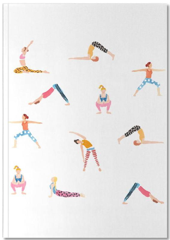 Yoga People Notebook