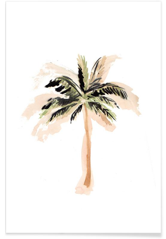 Palm Tree 3 -Poster