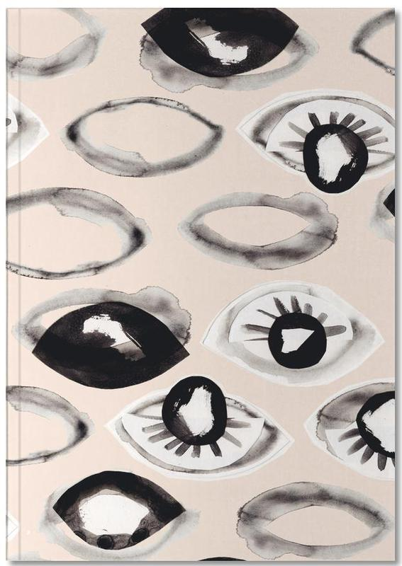 Eyes Ink I Notebook