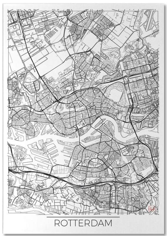 Rotterdam Minimal Notepad