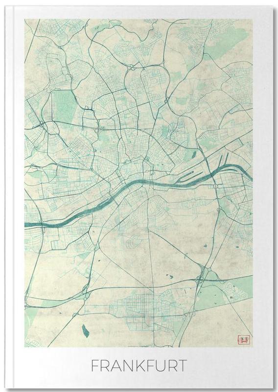 Frankfurt Vintage Notebook